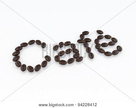 Cafè Written