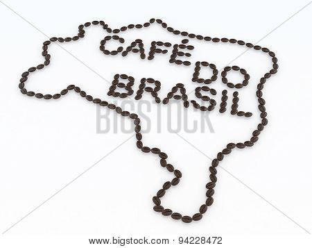 Cafè Do Brasil Written
