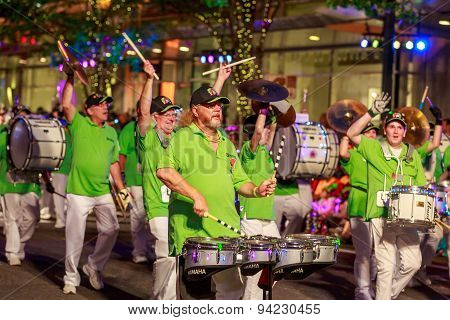 Portland Starlight Parade 2015