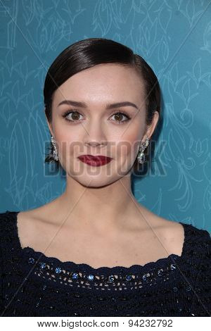 LOS ANGELES - JUN 3:  Olivia Cooke at the