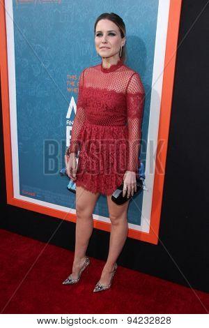 LOS ANGELES - JUN 3:  Ciara Bravo at the