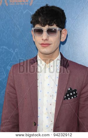 LOS ANGELES - JUN 3:  Matt Bennett at the