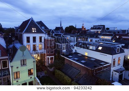Architecture Of Utrecht