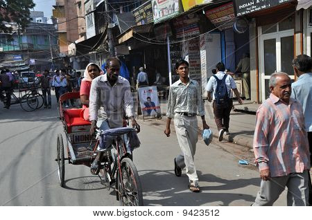 Life On Indian Street