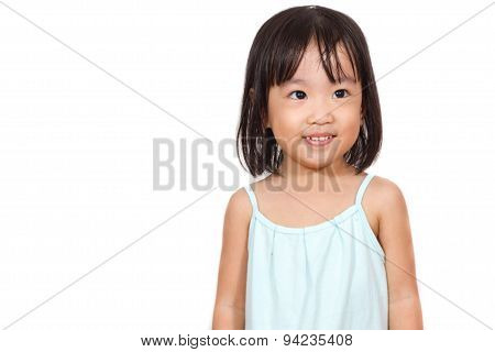 Asian Chinese Children Smiling