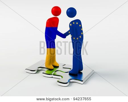 Business Partners Armenia and European Union