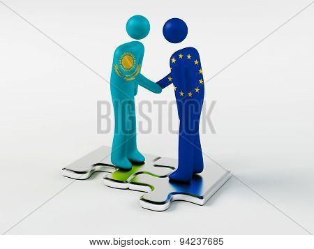 Business Partners Kazakhstan and European Union