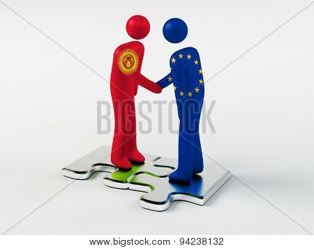 Business Partners Kyrgyzstan and European Union