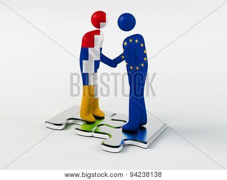 Business Partners Nagorno-Karabakh Republic and European Union