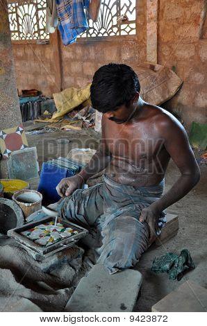Man Makes Tile
