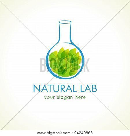natural lab logo
