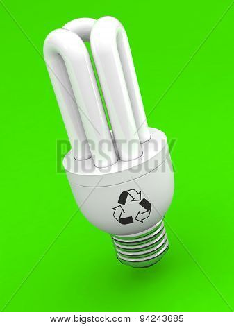 Luminescent Light Bulb