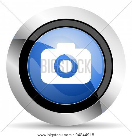 photo camera icon photography sign original modern design for web and mobile app on white background