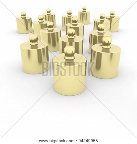 Gold Weights