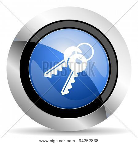 keys icon  original modern design for web and mobile app on white background