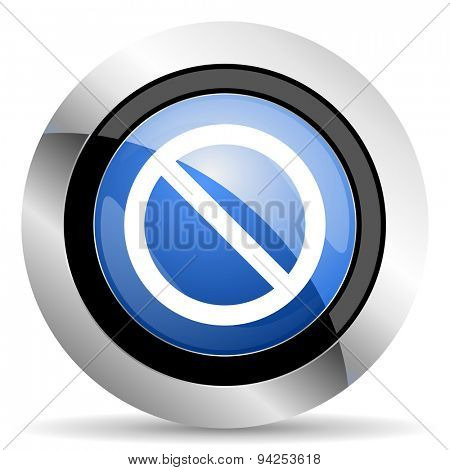 access denied icon  original modern design for web and mobile app on white background