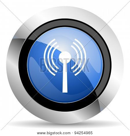 wifi icon wireless network sign original modern design for web and mobile app on white background
