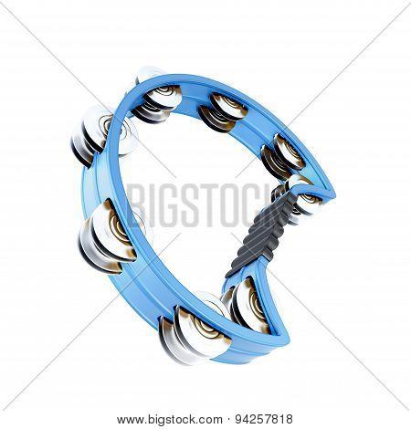 Blue Timbrel