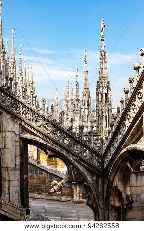 Italy, Milan, Duomo Cathedral