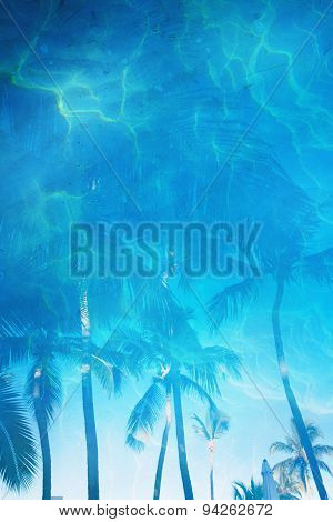 Art Tropical Pool