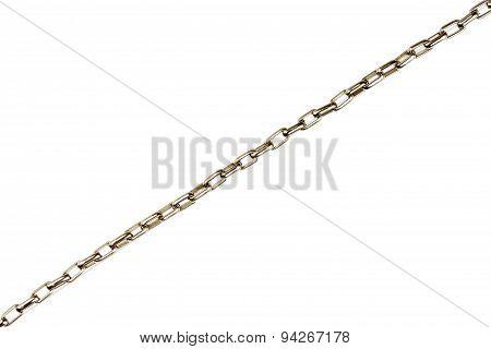Silver Chain Detail