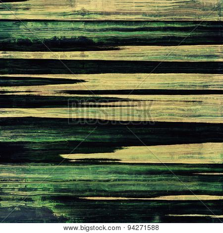 Grunge retro texture, elegant old-style background. With different color patterns: yellow (beige); green; black; cyan