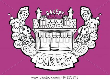 Bakery ribbon