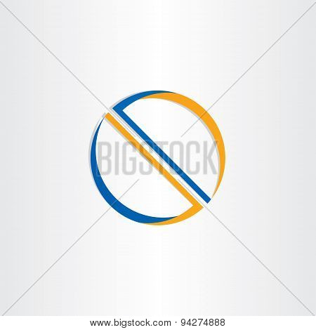 Stylized Pill Pharmacy Icon Design