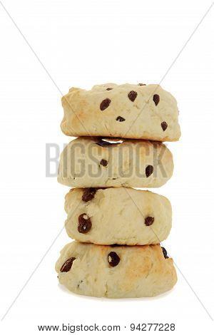 stack english scones
