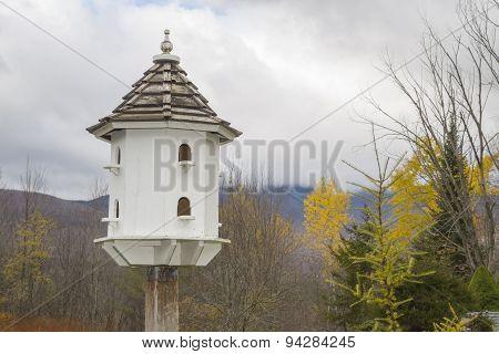 White Bird House