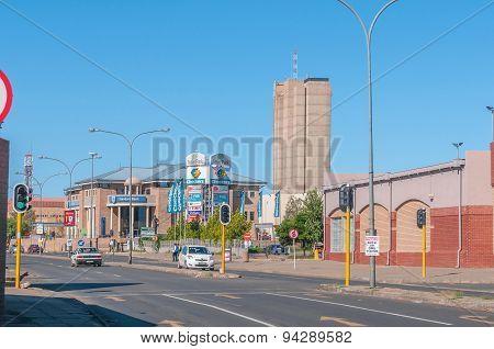 Street Scene In Kimberley