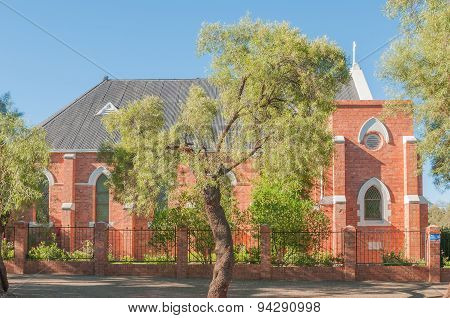 St Andrews Presbyterian Church In Kimberley