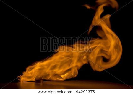Flame Ghost
