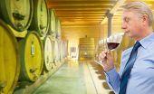 foto of wine cellar  - people - JPG