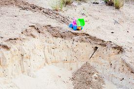 foto of ravines  - Toy dump - JPG
