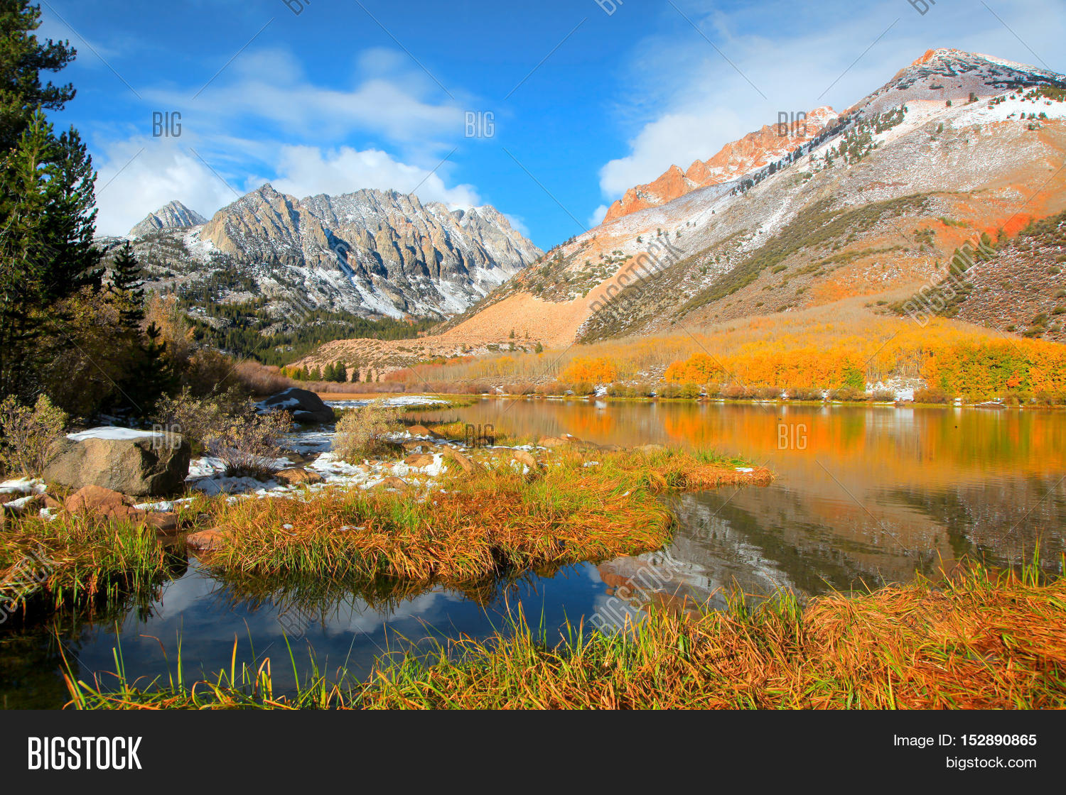 Scenic north lake landscape near image photo bigstock for Nearby landscapers