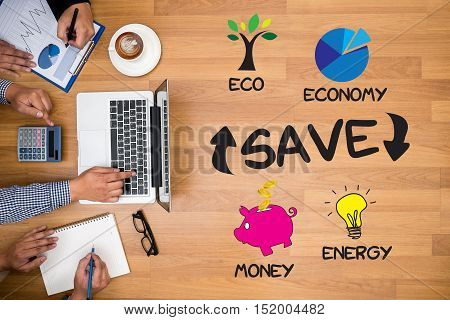 Save  Energy And Environmental And Save Investment