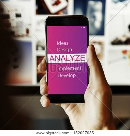 Analyze Research Plan Creativity Concept