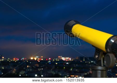 a small and simple telescope for child