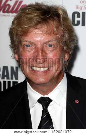 LOS ANGELES - OCT 14:  Nigel Lythgoe at the 2016 American Cinematheque Awards at Beverly Hilton Hotel on October 14, 2016 in Beverly Hills, CA