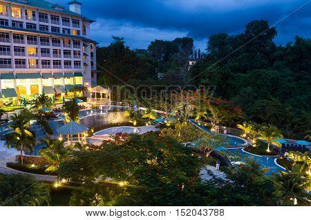 Beautiful Beach Resort In Panama