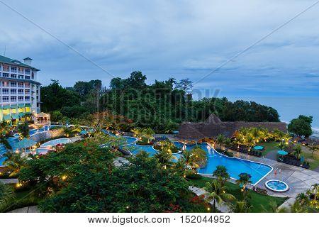 Luxury Beach Resort In Panama