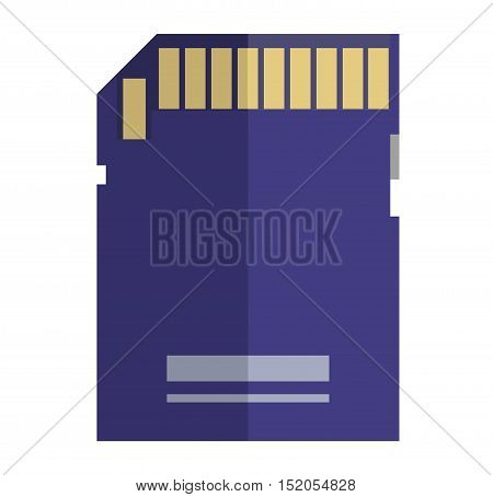 Memory storage technology flash card and sd information memory card. Memory card mobile store equipment. Micro security design. Micro SD memory card data digital storage technology