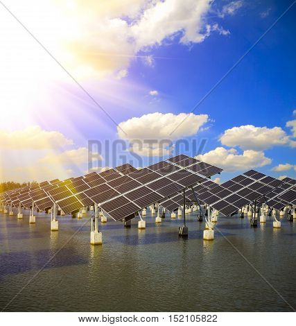 Green Energy And Sustainable Development Of Solar Energy