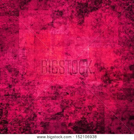 abstract colored scratched grunge background - purple and red