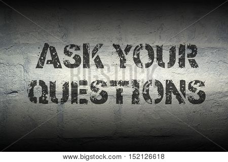 Ask Questions Gr