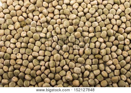 organic dried peas also usable as a background