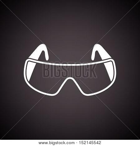 Icon Of Chemistry Protective Eyewear