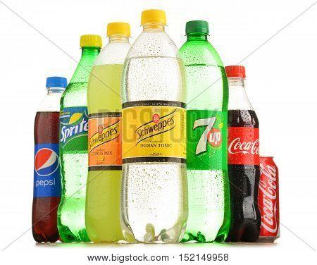Soft drink market in poland