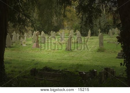English Graveyard